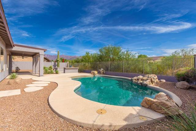 4183 S Alamandas Way, Gold Canyon, AZ 85118 (MLS #6160842) :: The Riddle Group