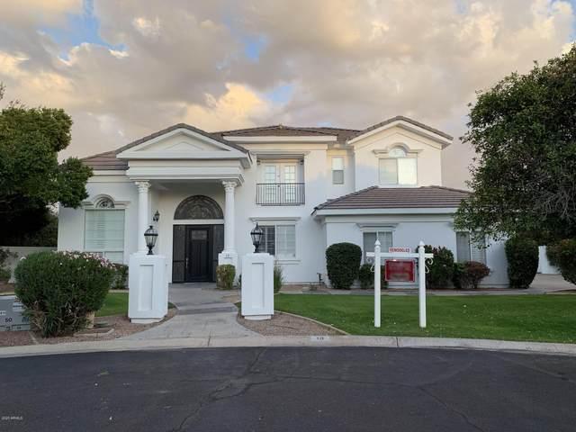 2625 N 24TH Street #13, Mesa, AZ 85213 (MLS #6160860) :: The Property Partners at eXp Realty