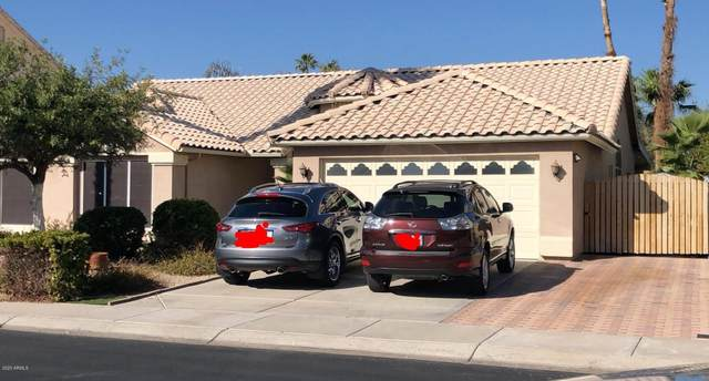 4020 E Rosemonte Drive, Phoenix, AZ 85050 (MLS #6160878) :: Budwig Team | Realty ONE Group