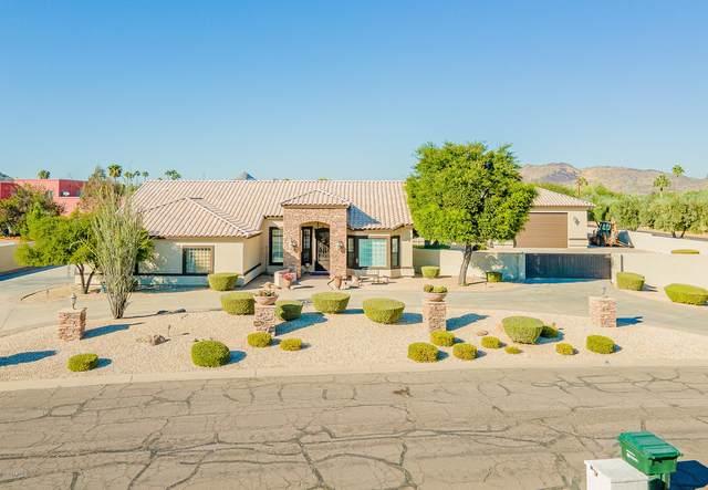 5102 W Soft Wind Drive, Glendale, AZ 85310 (MLS #6160908) :: Brett Tanner Home Selling Team