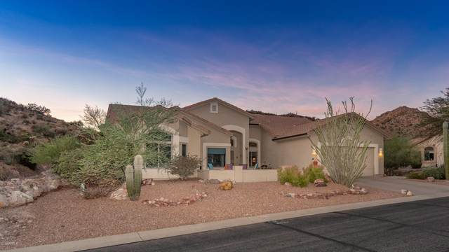 4812 S Crested Saguaro Lane, Gold Canyon, AZ 85118 (MLS #6160911) :: Midland Real Estate Alliance