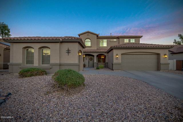 423 S Pleasant Drive, Chandler, AZ 85225 (MLS #6160912) :: Lucido Agency