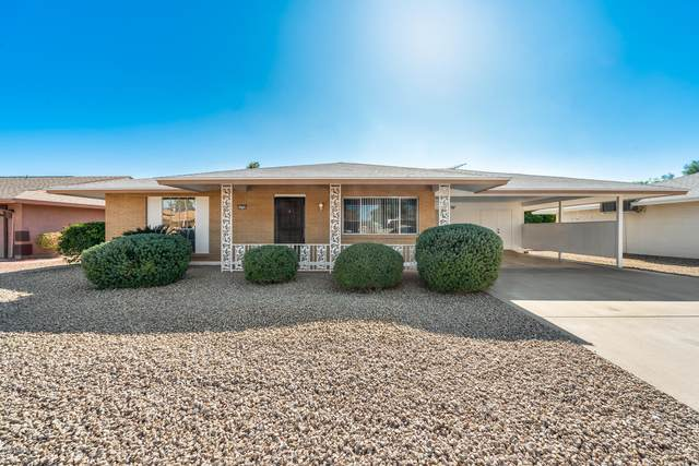 10725 W Saratoga Circle, Sun City, AZ 85351 (MLS #6160929) :: The Daniel Montez Real Estate Group