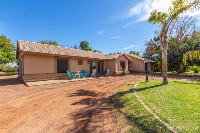 4337 N 192ND Lane, Litchfield Park, AZ 85340 (MLS #6160995) :: The Daniel Montez Real Estate Group