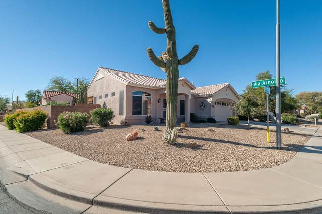15303 W Via Manana Drive, Sun City West, AZ 85375 (MLS #6161000) :: Brett Tanner Home Selling Team