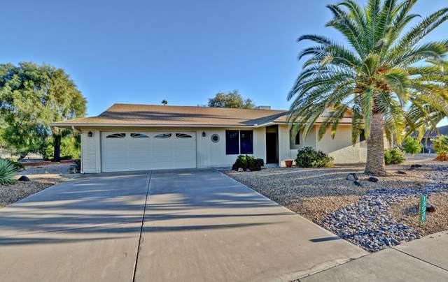 13038 W Foxfire Drive, Sun City West, AZ 85375 (MLS #6161013) :: Brett Tanner Home Selling Team