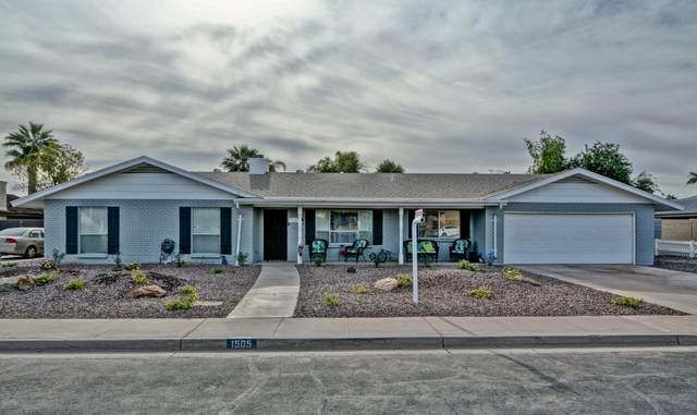 1505 E Grandview Street, Mesa, AZ 85203 (MLS #6161027) :: The Property Partners at eXp Realty