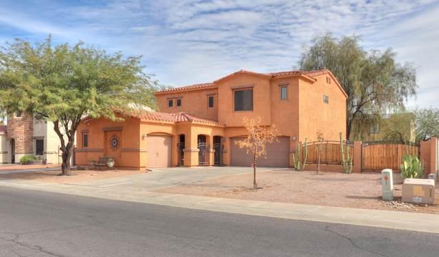 160 N Pottebaum Road, Casa Grande, AZ 85122 (MLS #6161095) :: John Hogen | Realty ONE Group
