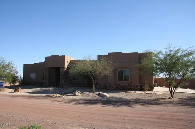 28916 N 201ST Avenue, Wittmann, AZ 85361 (MLS #6161100) :: Brett Tanner Home Selling Team