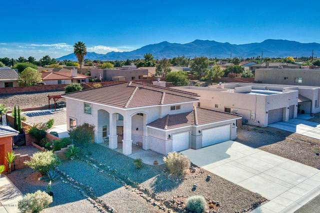 5298 Kylene Place, Sierra Vista, AZ 85635 (#6161102) :: Long Realty Company