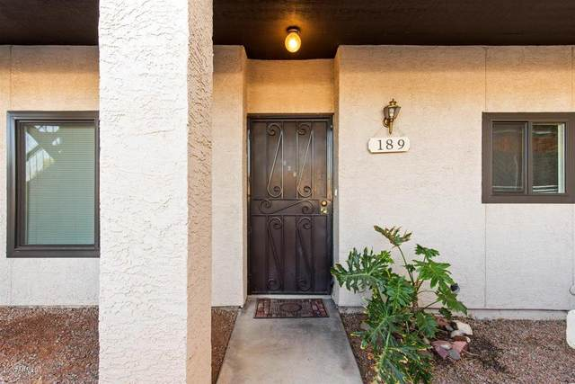 11666 N 28TH Drive #189, Phoenix, AZ 85029 (MLS #6161105) :: Walters Realty Group