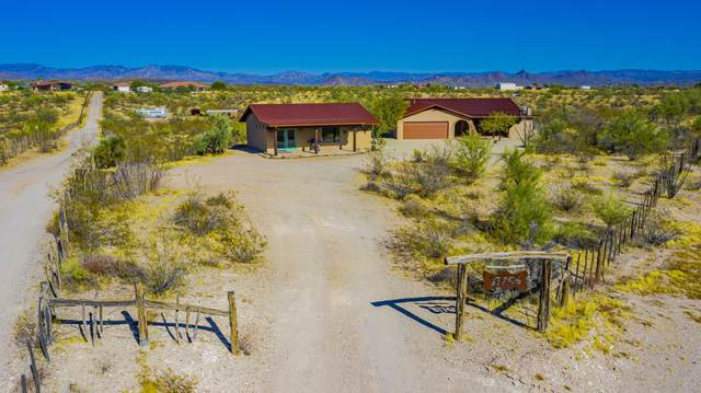 37765 S Rancho Casitas Road, Wickenburg, AZ 85390 (MLS #6161150) :: The Daniel Montez Real Estate Group