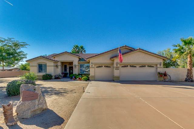 6520 N 183RD Avenue, Waddell, AZ 85355 (MLS #6161162) :: The AZ Performance PLUS+ Team