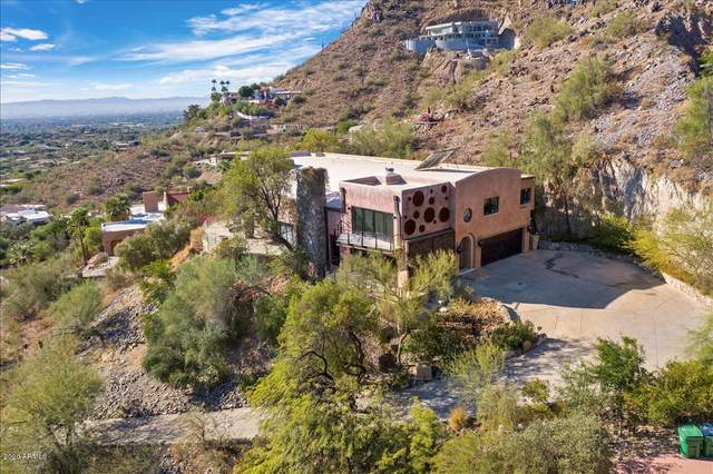 7044 N Hillside Drive, Paradise Valley, AZ 85253 (MLS #6161199) :: Lifestyle Partners Team