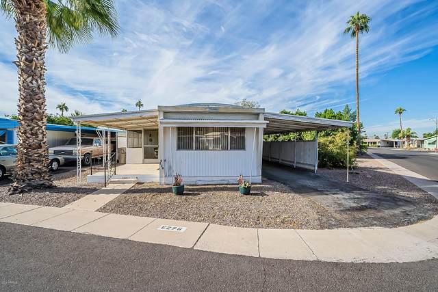 5201 W Camelback Road G276, Phoenix, AZ 85031 (MLS #6161200) :: Walters Realty Group