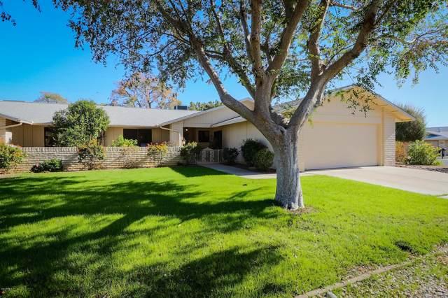 12714 W Copperstone Drive, Sun City West, AZ 85375 (MLS #6161210) :: Homehelper Consultants