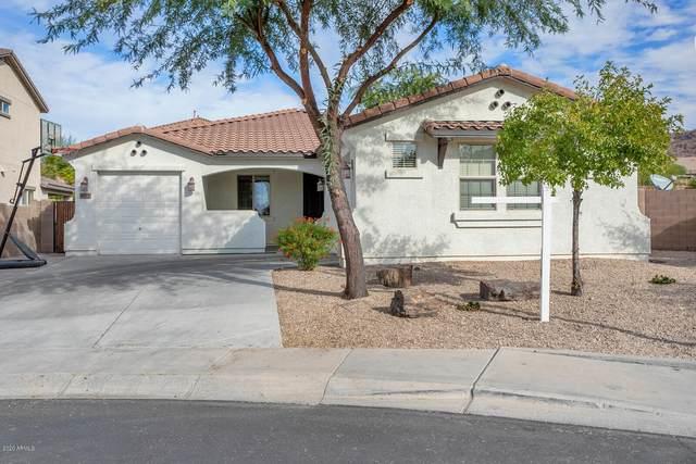 9132 W Black Hill Road, Peoria, AZ 85383 (MLS #6161273) :: The Laughton Team