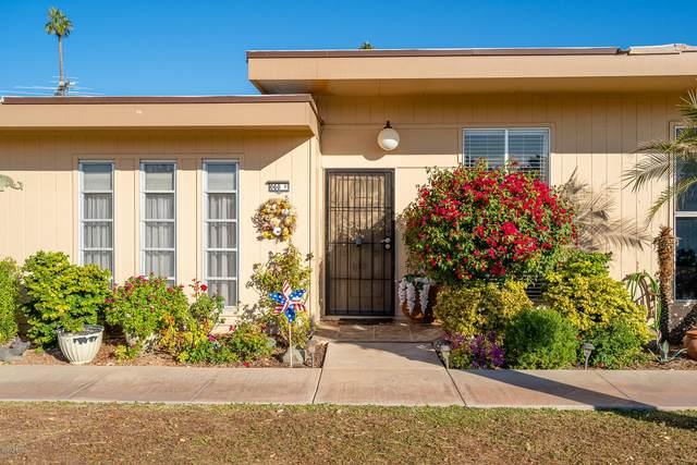 10060 W Royal Oak Road P, Sun City, AZ 85351 (MLS #6161280) :: Brett Tanner Home Selling Team