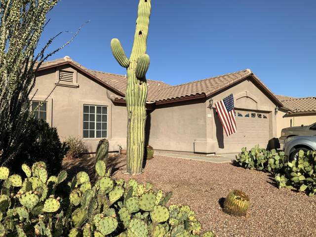 10320 E Dolphin Avenue, Mesa, AZ 85208 (MLS #6161281) :: Midland Real Estate Alliance