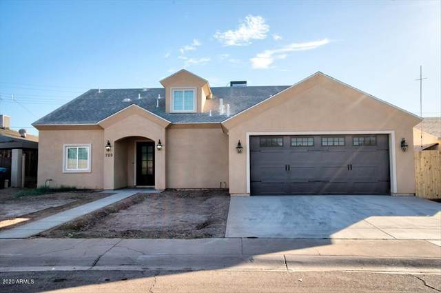 709 S Priest Drive, Tempe, AZ 85281 (MLS #6161303) :: The Riddle Group