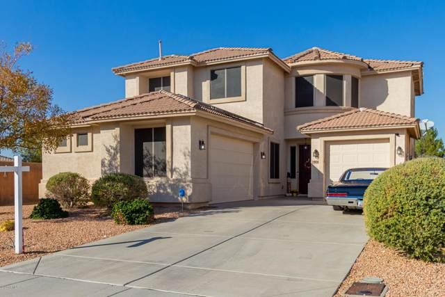 29846 W Mitchell Avenue, Buckeye, AZ 85396 (MLS #6161346) :: Midland Real Estate Alliance