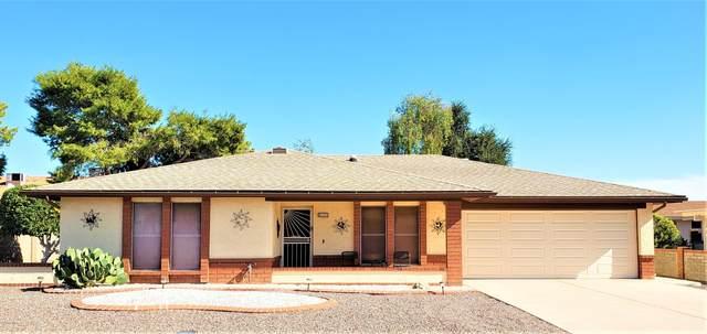 2131 S Primrose, Mesa, AZ 85209 (MLS #6161361) :: Long Realty West Valley