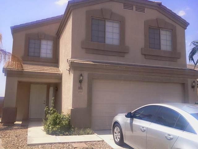 2213 W Silver Creek Lane, Queen Creek, AZ 85142 (MLS #6161365) :: Arizona Home Group