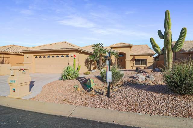 24319 S Starcrest Drive, Sun Lakes, AZ 85248 (MLS #6161368) :: The Copa Team   The Maricopa Real Estate Company