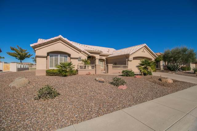 14210 W Robertson Drive, Sun City West, AZ 85375 (MLS #6161374) :: Brett Tanner Home Selling Team