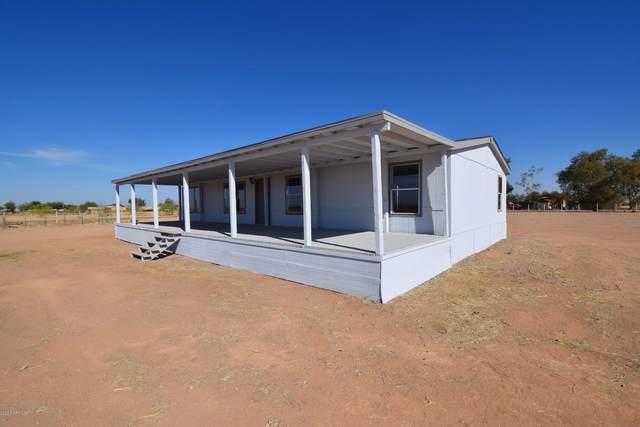 34395 W Macho Road, Stanfield, AZ 85172 (MLS #6161376) :: Brett Tanner Home Selling Team