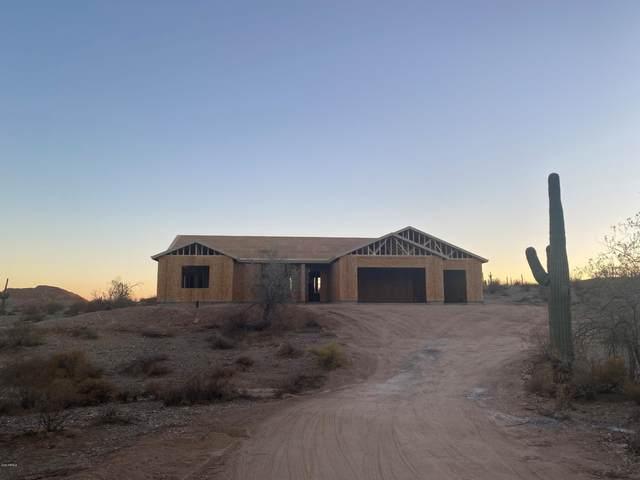 2779 W Wahissa Trail, Queen Creek, AZ 85142 (MLS #6161402) :: My Home Group