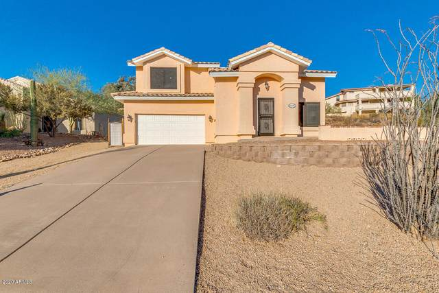 16625 N Agate Knoll Place, Fountain Hills, AZ 85268 (MLS #6161481) :: John Hogen | Realty ONE Group