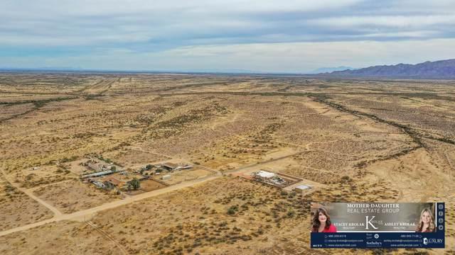 23000 N 231St Avenue, Wittmann, AZ 85361 (MLS #6161499) :: Brett Tanner Home Selling Team