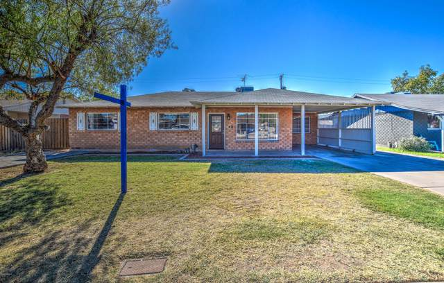 4033 W Cavalier Drive, Phoenix, AZ 85019 (MLS #6161508) :: The Laughton Team