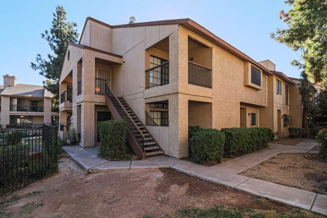 6550 N 47TH Avenue #299, Glendale, AZ 85301 (MLS #6161536) :: The Laughton Team