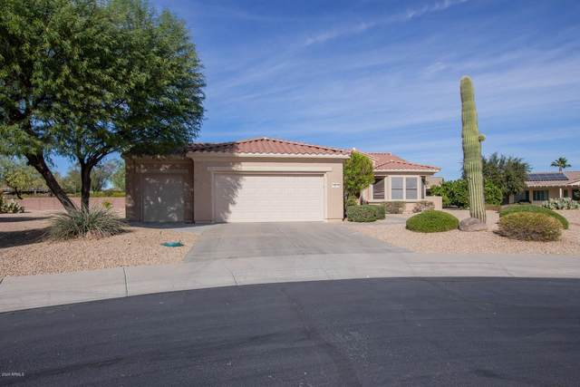 18829 N Upland Court, Surprise, AZ 85387 (MLS #6161576) :: Brett Tanner Home Selling Team