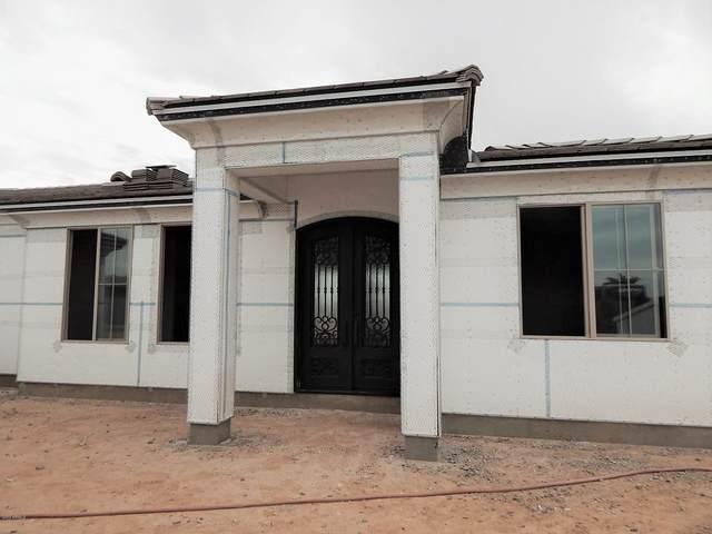 207XX W Madre Del Oro Drive, Wittmann, AZ 85361 (MLS #6161617) :: Brett Tanner Home Selling Team