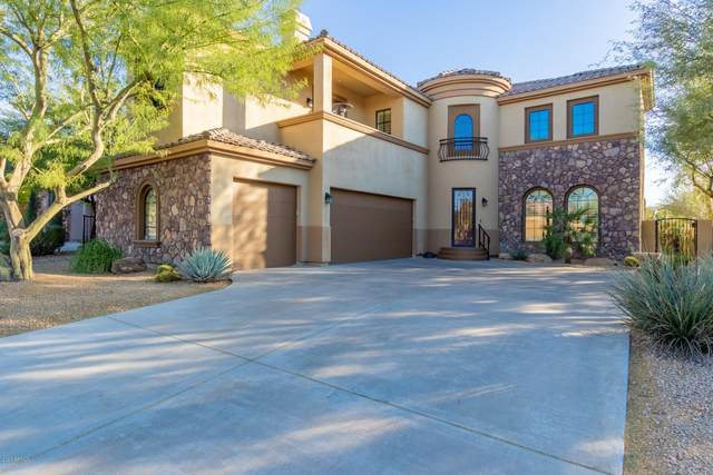 5015 E Lucia Drive, Cave Creek, AZ 85331 (MLS #6161619) :: Service First Realty