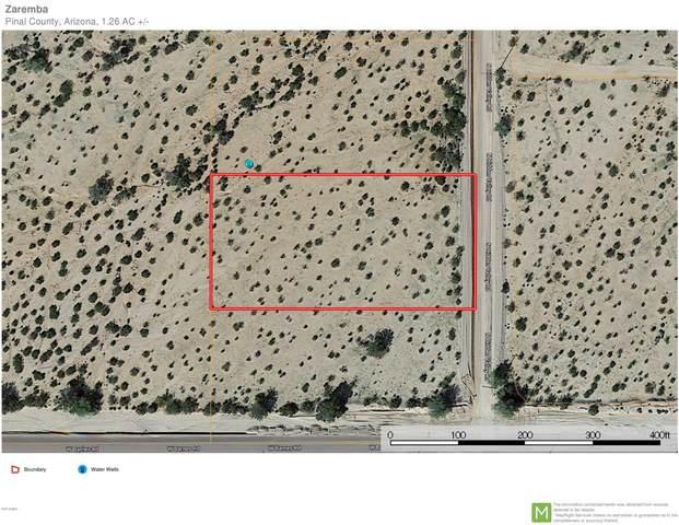 0 S Hidden Valley Road, Maricopa, AZ 85139 (#6161654) :: Long Realty Company