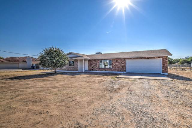 18551 E Via De Palmas, Queen Creek, AZ 85142 (MLS #6161662) :: Midland Real Estate Alliance