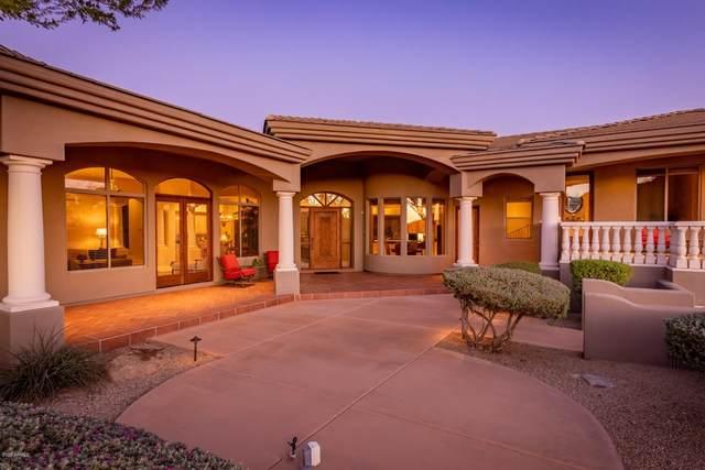 13572 E Columbine Drive, Scottsdale, AZ 85259 (#6161684) :: Long Realty Company