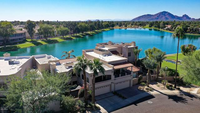 8357 E Del Camino Drive #134, Scottsdale, AZ 85258 (MLS #6161691) :: The W Group