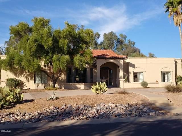 10360 E Paradise Drive, Scottsdale, AZ 85260 (MLS #6161709) :: The Laughton Team