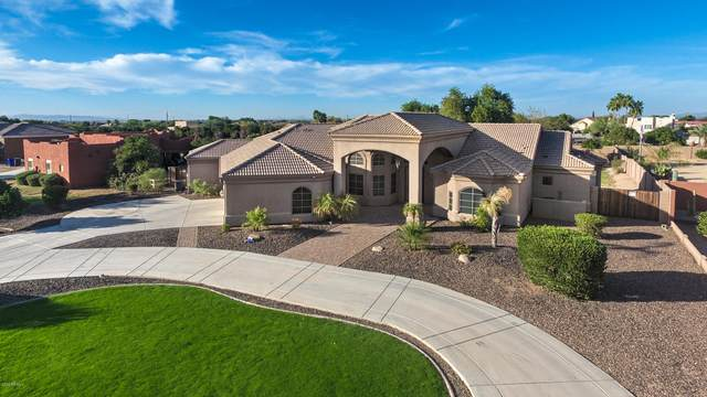 3856 E Stacey Road, Queen Creek, AZ 85142 (MLS #6161722) :: Midland Real Estate Alliance