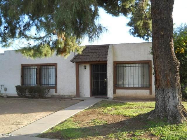 4662 W Krall Street, Glendale, AZ 85301 (MLS #6161728) :: Brett Tanner Home Selling Team
