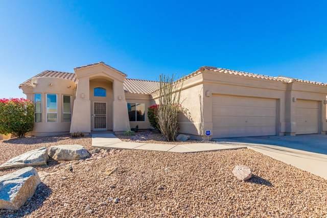 12224 N Desert Sage Drive, Fountain Hills, AZ 85268 (MLS #6161735) :: My Home Group