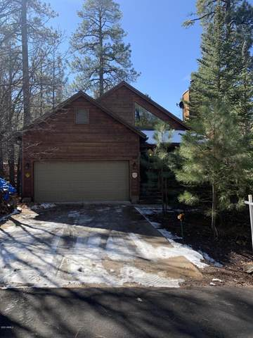 6061 Mule Deer Way, Pinetop, AZ 85935 (MLS #6161743) :: CANAM Realty Group