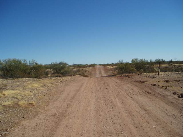 35220 W Painted Wagon Trail, Unincorporated County, AZ 85390 (MLS #6161744) :: The Helping Hands Team