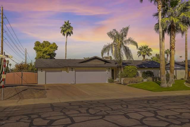 5602 E Emile Zola Avenue, Scottsdale, AZ 85254 (MLS #6161766) :: Brett Tanner Home Selling Team
