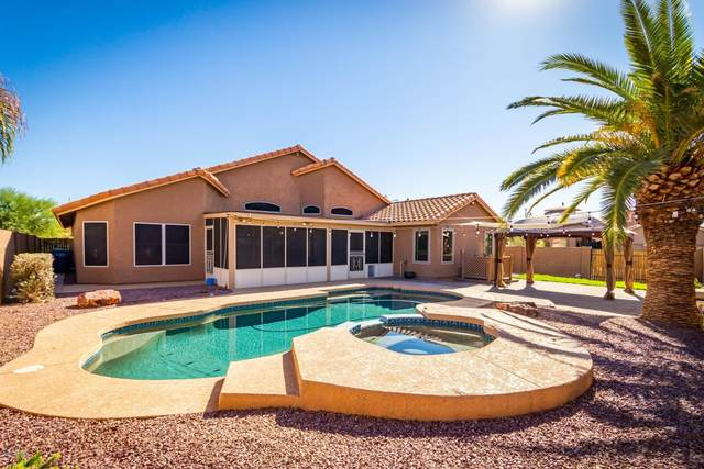 2024 S Sawyer Circle, Mesa, AZ 85209 (MLS #6161778) :: Long Realty West Valley